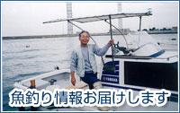 魚釣り情報お届けします